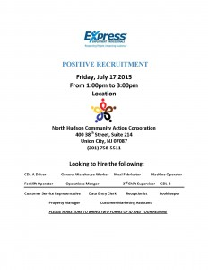Express Employment Professionals recruitment