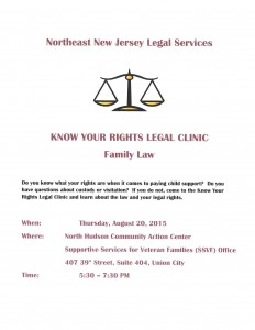 Legal Workshop August 20